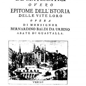 Bernardino Baldi da Urbino