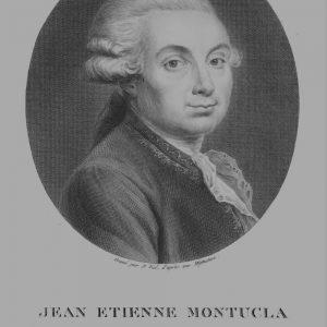 Jean Étienne Montucla